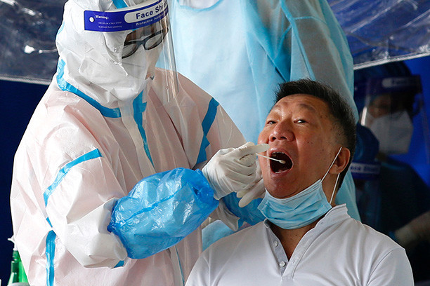 Fresh virus cluster spreads to five Chinese regions