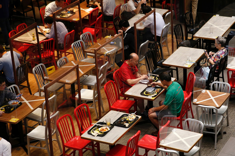 Hong Kong bans restaurant dining as it battles new wave of coronavirus