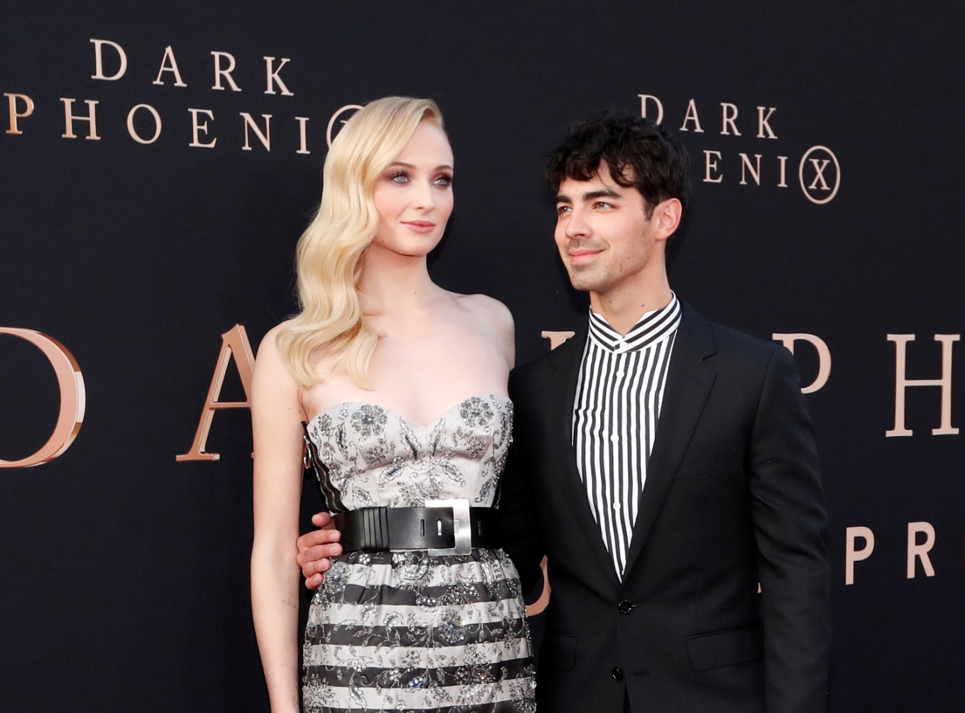 Joe Jonas And Sophie Turner Welcome First Child Entertainment The Jakarta Post