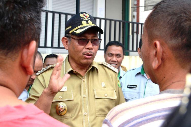 Acting mayor Akhyar Nasutionleaves PDI-P, joins Demsto contest Medan mayoral race
