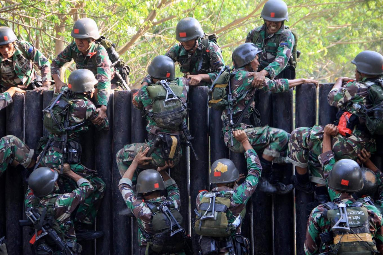 TNI's 75th anniversary: Jokowi calls for military transformation