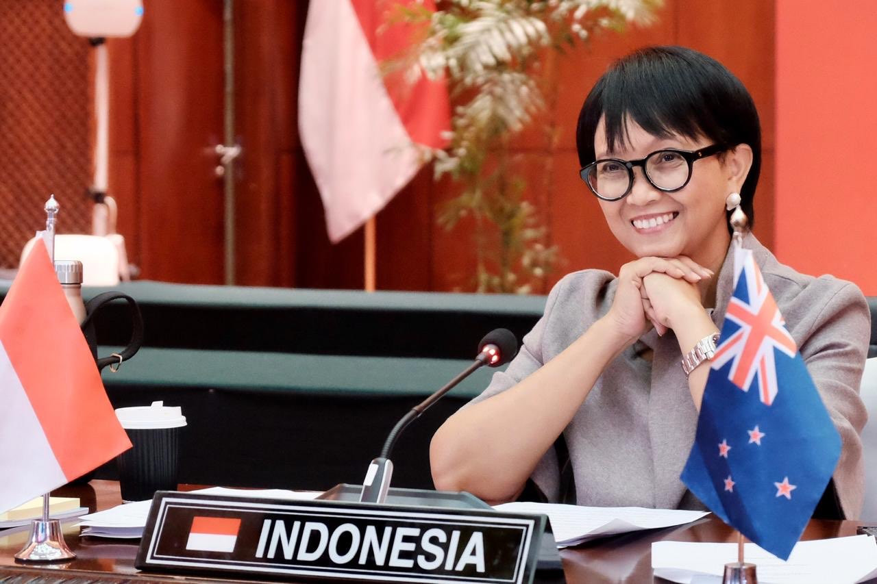 Discourse: Indonesia strives to be bridge builder in a divided world