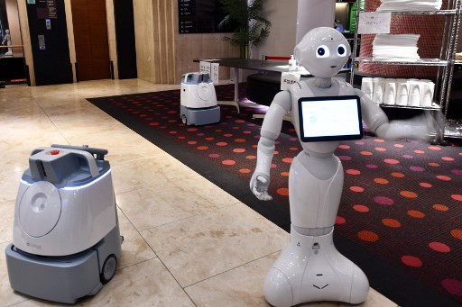 UK researchers trial robots to ease social care burden