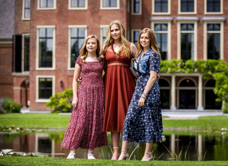 Portuguese magazine apologizes for calling Dutch princess 'plus-size' on cover