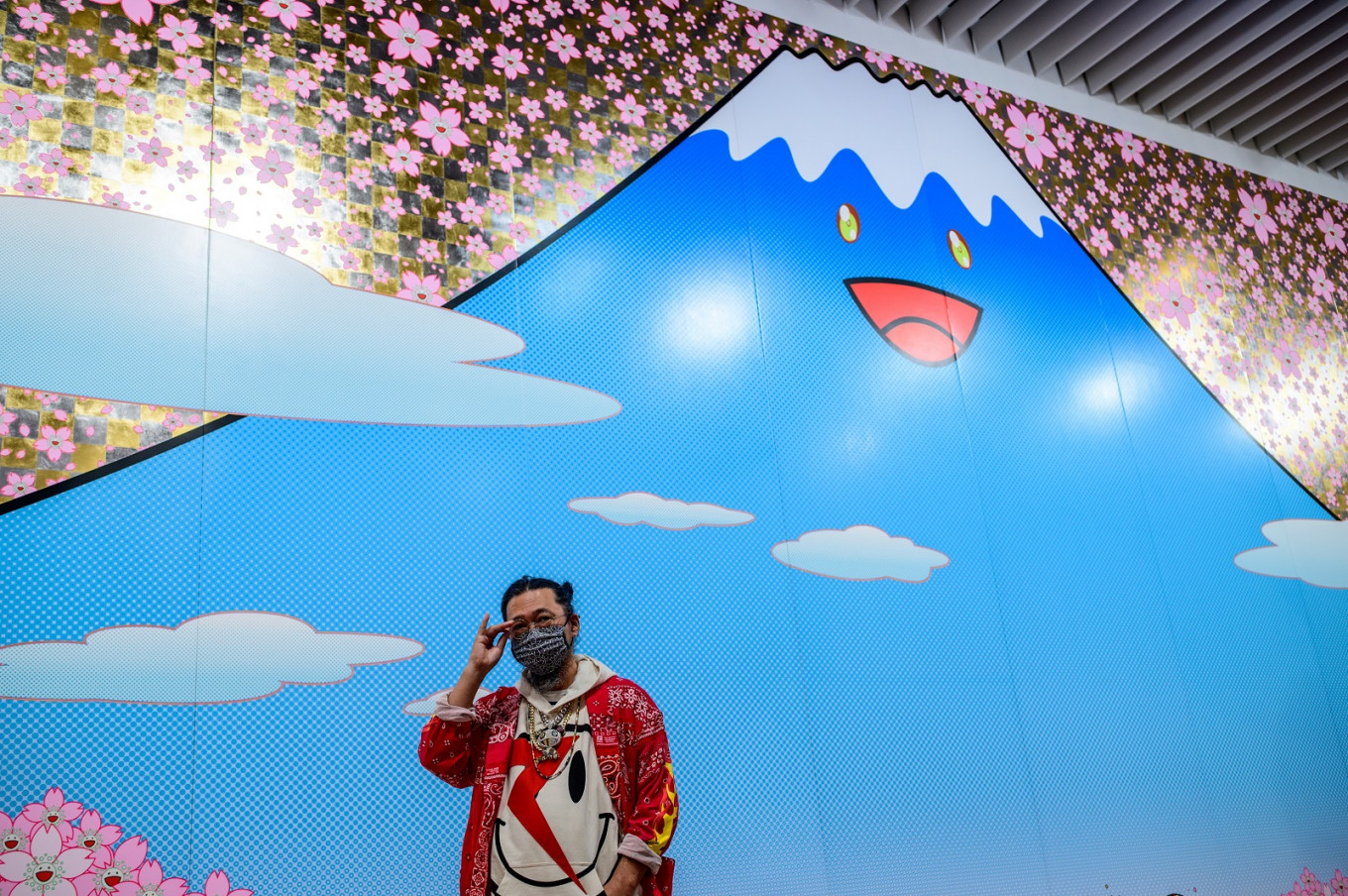 Japan's renowned artists find inspiration from pandemic