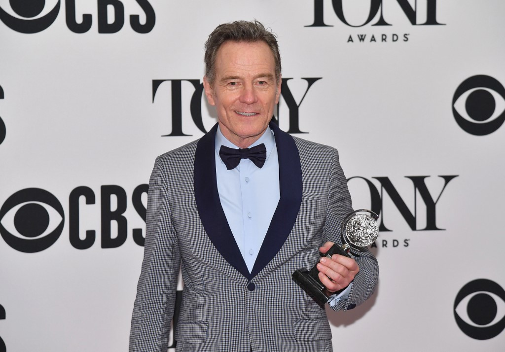 'Breaking Bad' star Bryan Cranston says he has recovered from COVID-19
