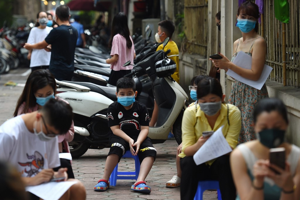 Vietnam reports 22 new COVID-19 cases, 642 in total