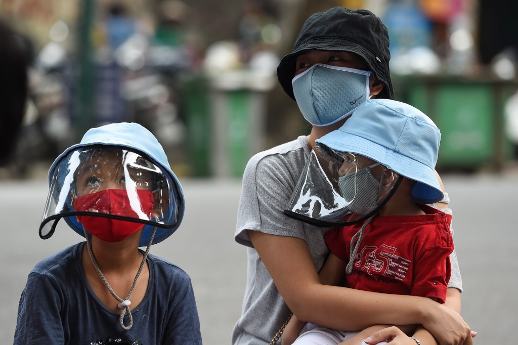 Young children carry higher levels of coronavirus: Study – The Jakarta Post – Jakarta Post