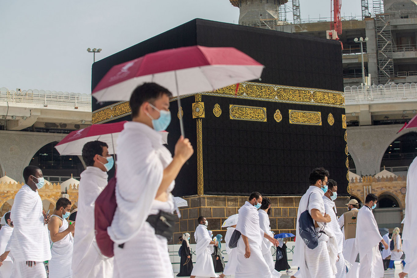 Indonesia drafts 'umrah' protocols as Saudi Arabia plans to reopen to pilgrims