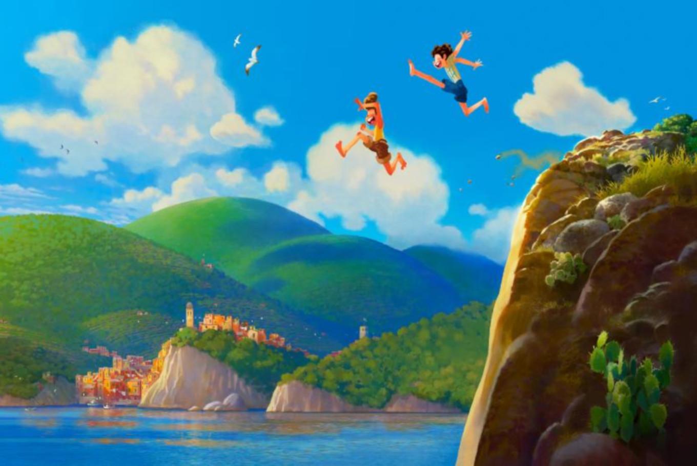 Luca: Pixar Announces New Italy-Set Animated Film for 2021