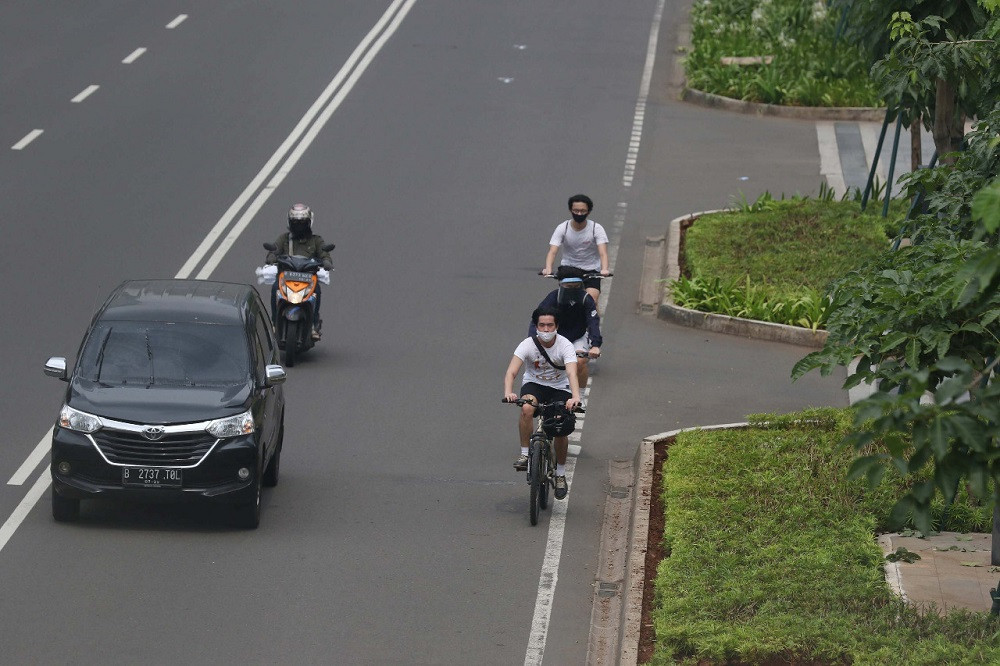 Amid pandemic bike boom, invest in wheels of change