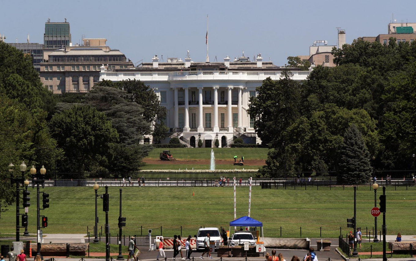 Suspect arrested over ricin envelope sent to White House