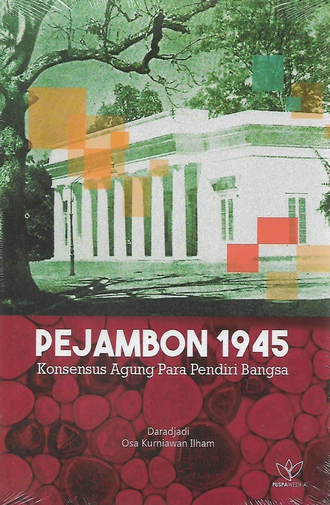 Inner workings: The state ideology of Pancasila is given a fresh angle in 'Pejambon 1945', which compiles notes from discussions that were held during its inception.