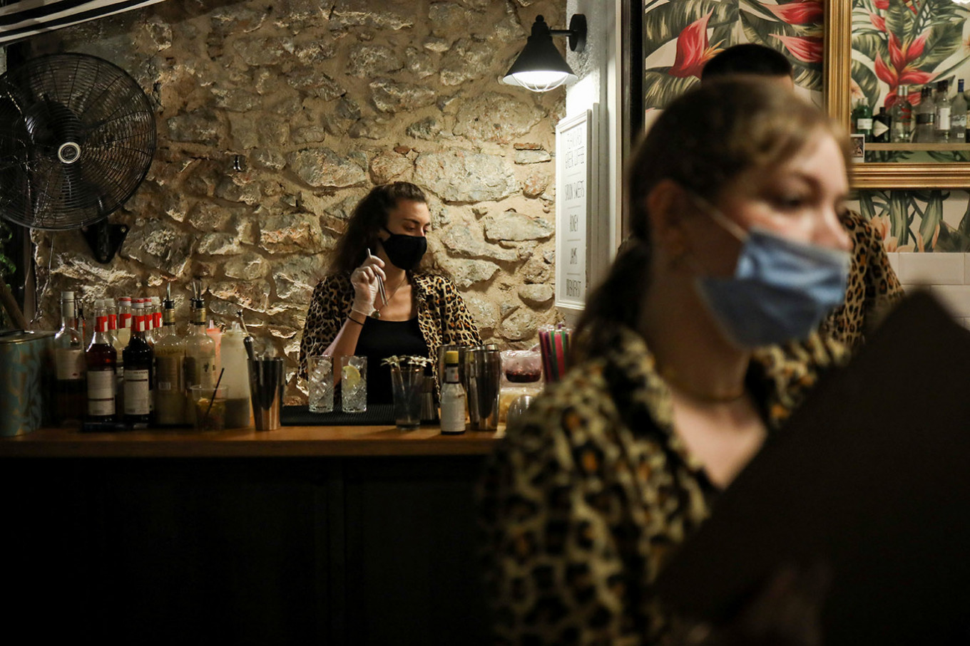 Europe ramps up controls fearing second virus wave