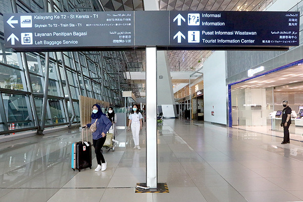 Soekarno-Hatta International Airport receives ACI's airport health accreditation