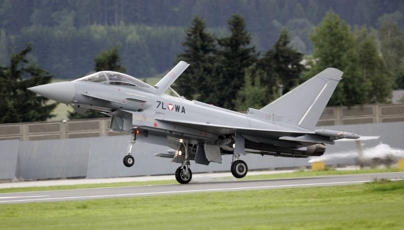Prabowo to visit Austria to talk about possible Typhoon jet fighter deal: Leaked document