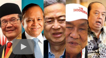 Here's the five richest Indonesians according to Forbes