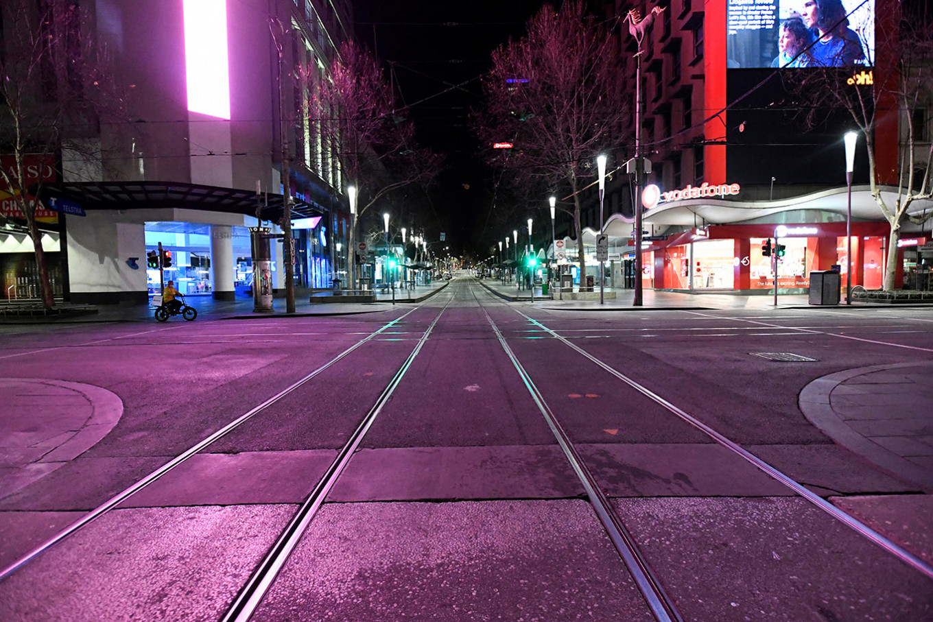 Australia's Melbourne to close retail, scale back other industries until mid Sept