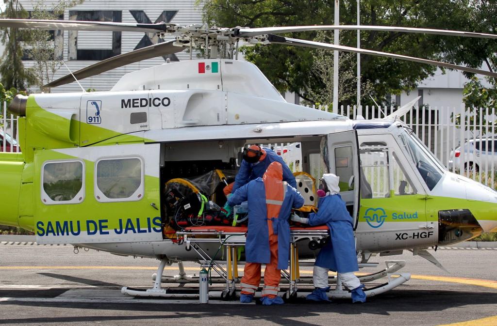 Latin American virus cases top 5 million