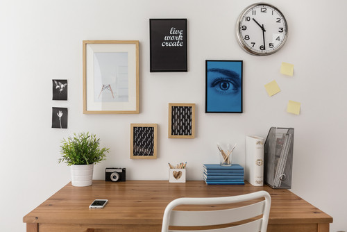 How to set up a healthy home workspace