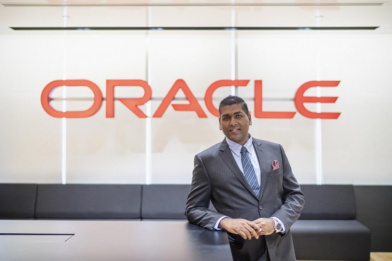 Cloud service boom will continue: Oracle