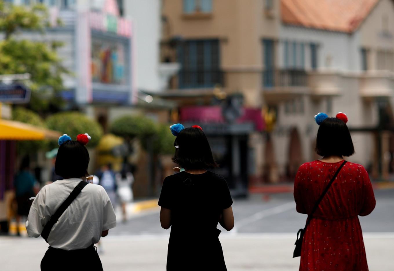 Singapore's Universal Studios deploys facial recognition for entry