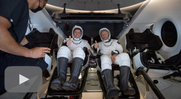 SpaceX brings NASA astronauts home safely in historic mission