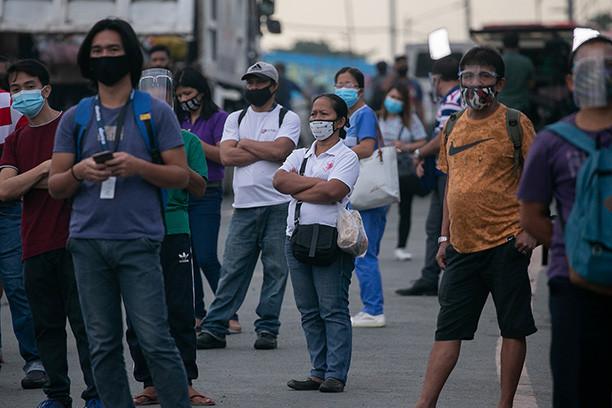 Virus-hit Philippine economy plunges into recession