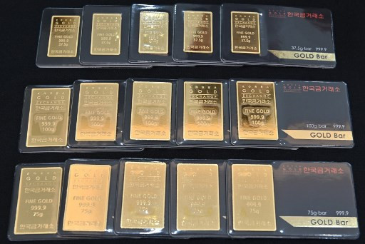 Gold furthers record-high winning streak