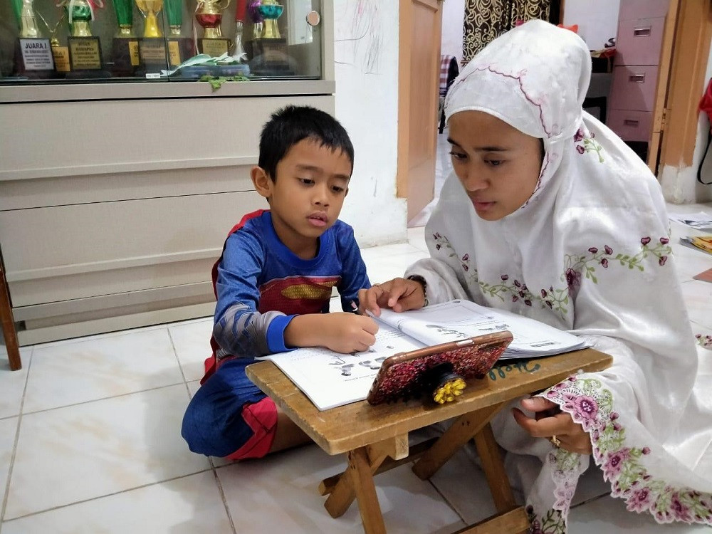 Tanoto webinar shares tips on managing at-home learning – for parents and children