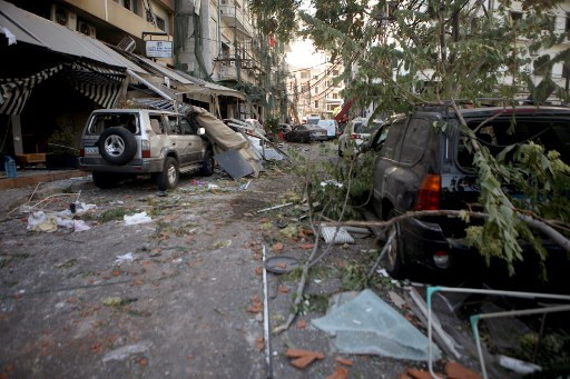 Mar Mikhail: Beirut's 'beating heart' snuffed out by blast