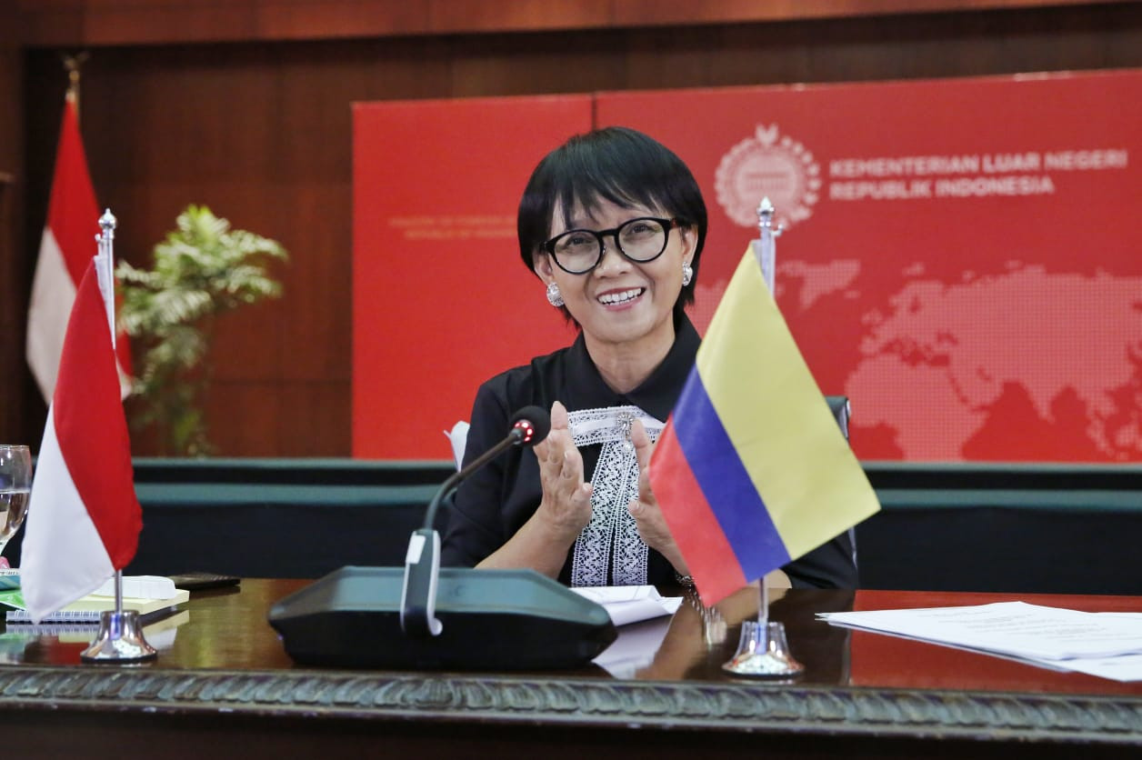 Indonesia, Colombia ink visa waiver agreement to boost tourism after pandemic