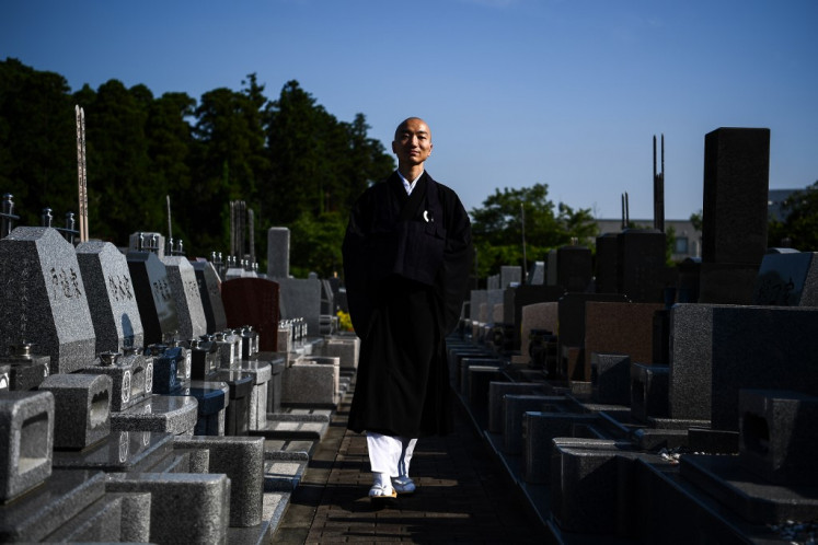 Beatboxing for Buddha: Japan monk's musical outreach