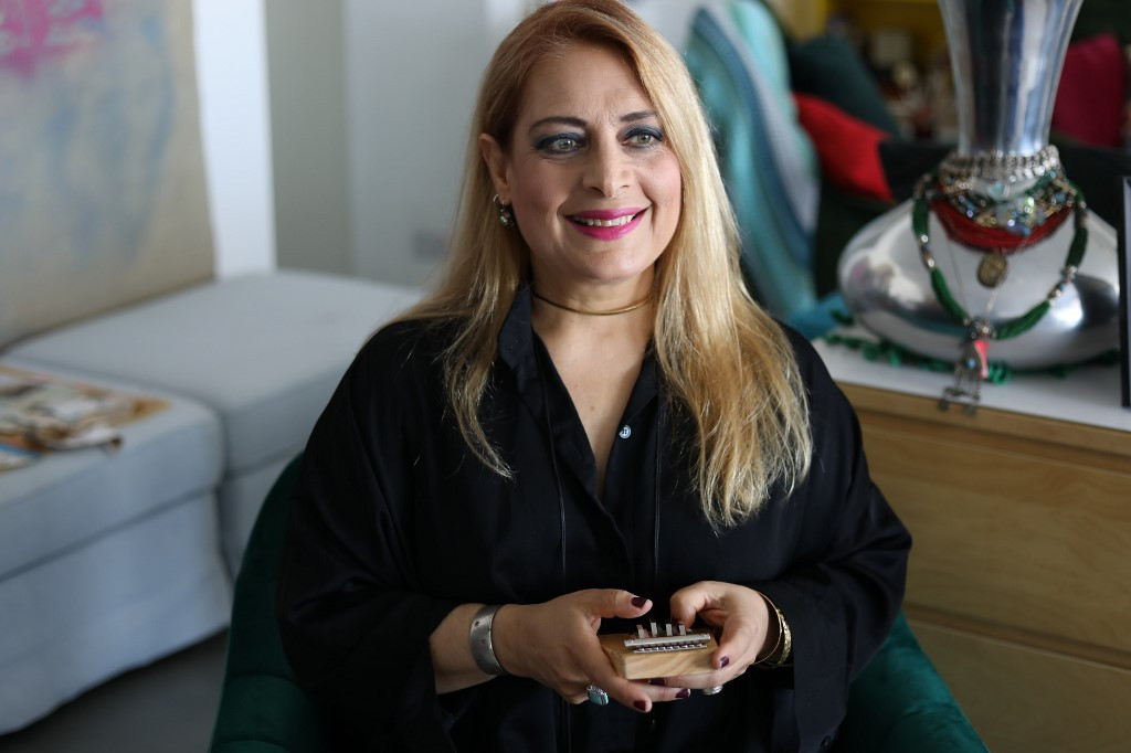 Cyprus singer shines spotlight on refugees