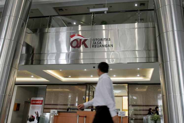 OJK needs reform to be more effective and independent