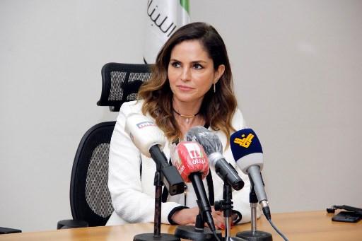 Lebanon information minister quits in first govt resignation over blast