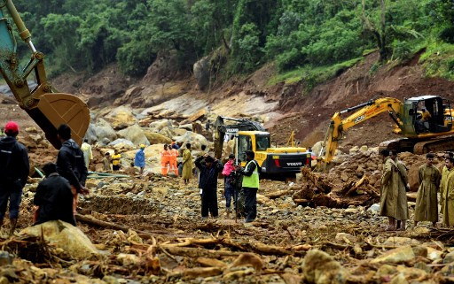 At least 43 killed in monsoon-triggered India landslide