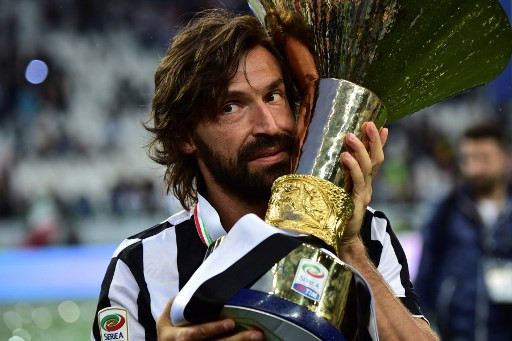Juventus bet on Pirlo becoming new Zidane, Guardiola