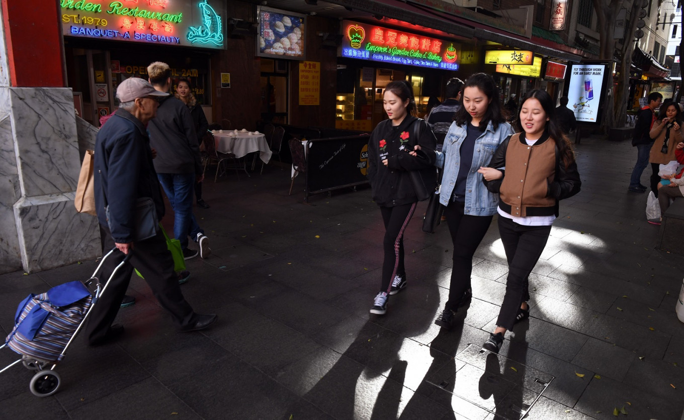 Sydney's iconic Chinatown eateries adapt to life under COVID-19
