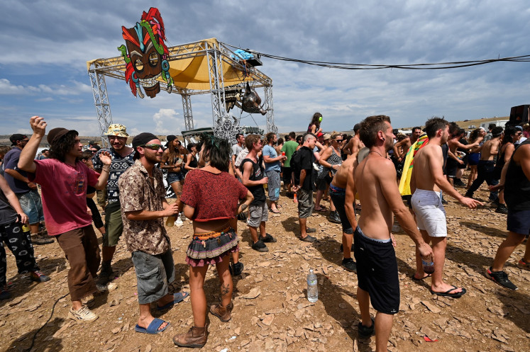 Party's over: Mountain rave riles remote French region