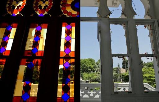 Desecrated: blast leaves old Beirut's heritage gems in ruins
