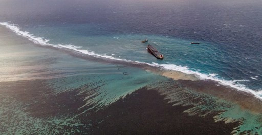 Japan ramps up aid to Mauritius after oil spill
