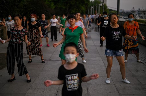Shadow of coronavirus slowly lifts from epicenter Wuhan
