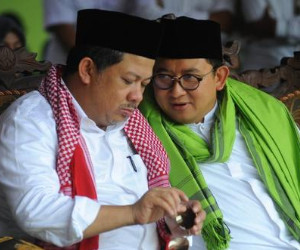 Fadli Zon and Fahri Hamzah to receive Bintang Mahaputera Nararya award