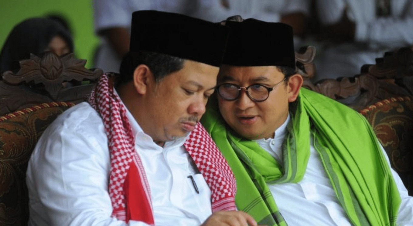 Fadli Zon and Fahri Hamzah to receive Bintang Mahaputera Nararya award