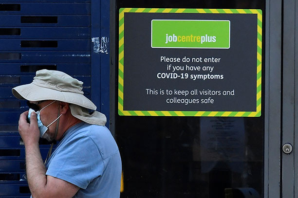 UK suffers record recession on virus fallout