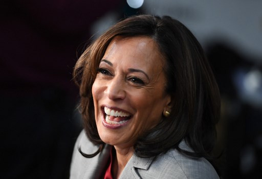 Biden taps Kamala Harris to be first black woman VP