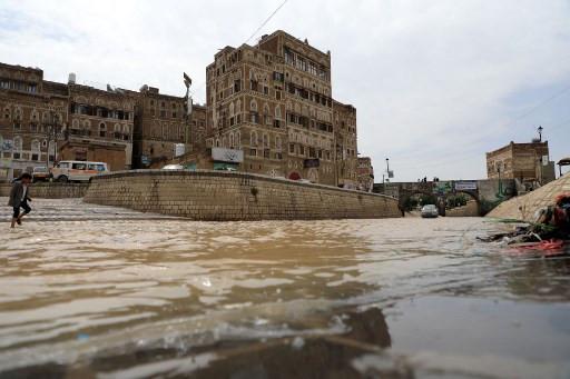 More than 170 dead in Yemen floods