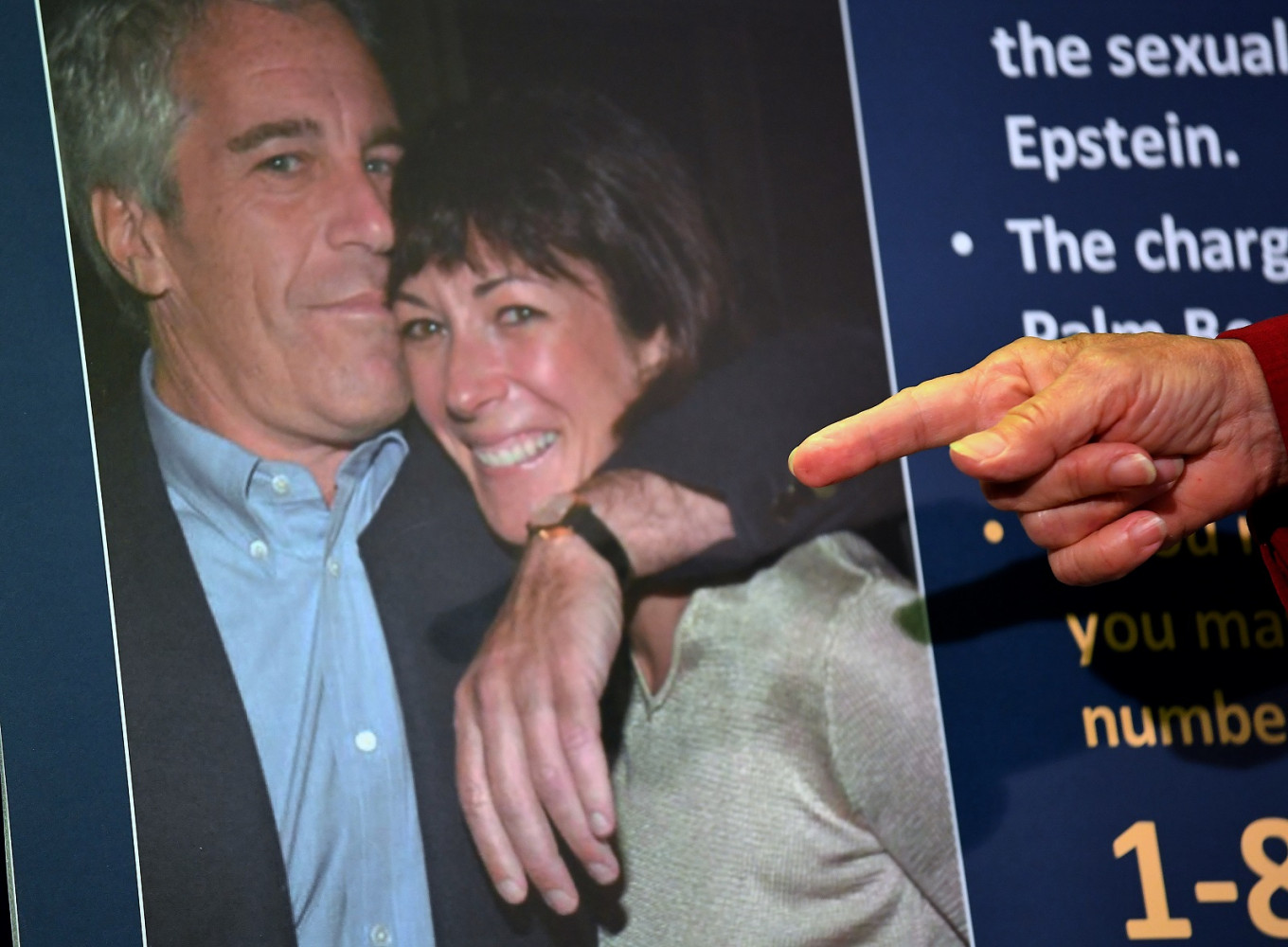 US says Ghislaine Maxwell should stay behind bars, deserves no bail