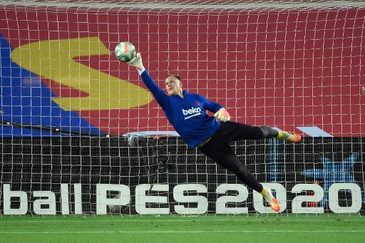 'Like Ronaldo and Messi'. Ter Stegen and Neuer square off in Champions League